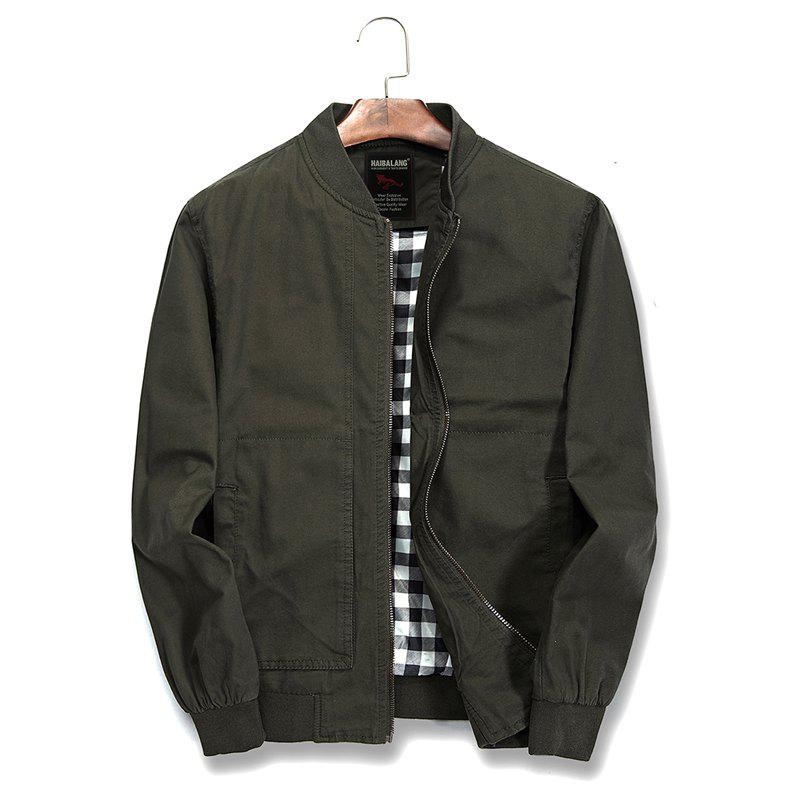 Online Men Autumn Fashion Leisure Jacket