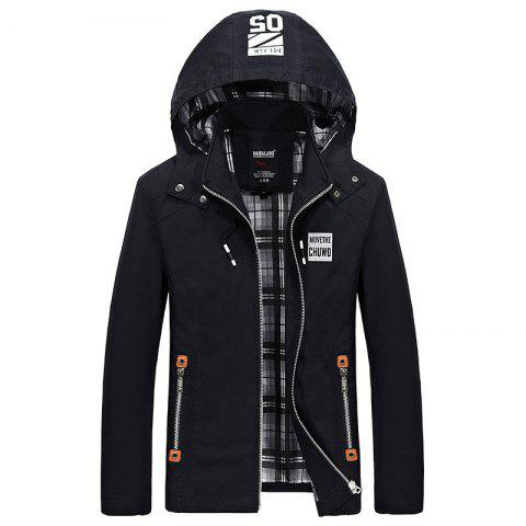 Shops Autumn Hot Sale Men Fashion Korean Jacket