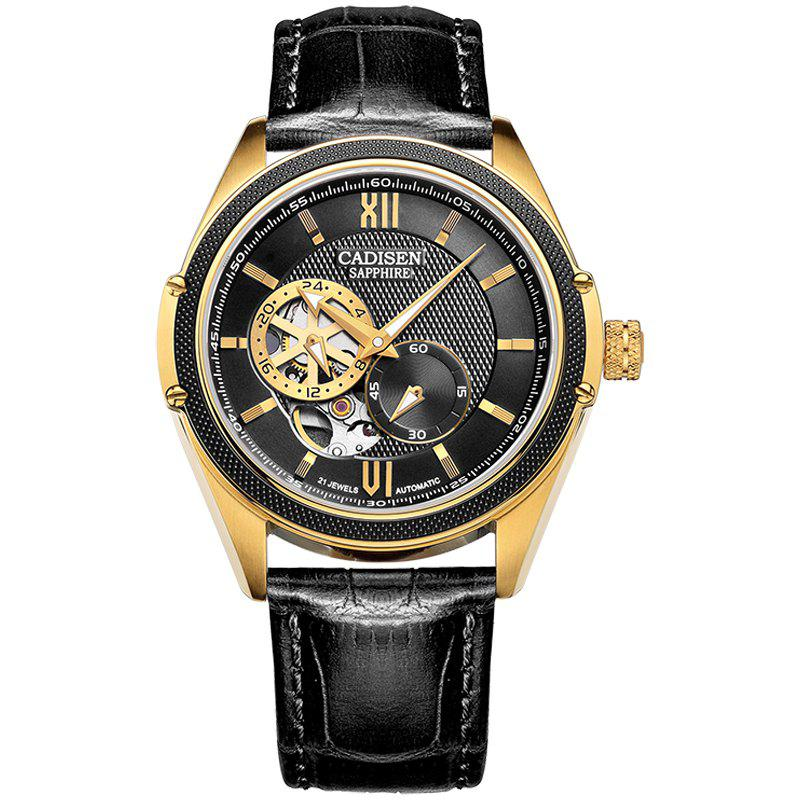 Trendy CADISEN C8102 Men Automatic Wrist Watch