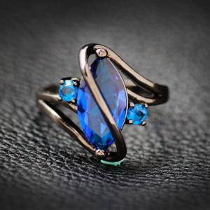 Charming Crystal Zircon Rings for Women Men Wedding Jewelry Filled CZ Birthstone Engagement Rings Anel Masculino Bague A0242 -