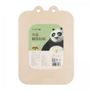 Suncha Kung fu Panda Wheat Supplementary Cutting Board -