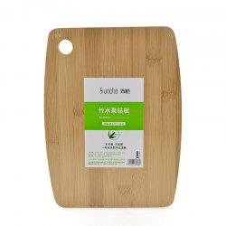 Suncha Bamboo Craft Green Fruit Cutting Board -