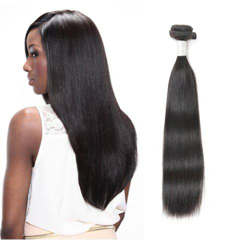 Online Rebecca Fashion Brazilian Remy Human Hair Straight Weaves R5 1pc/lot 100g RC09177