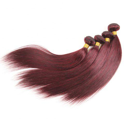Cheap Rebecca Fashion Brazilian Remy Human Hair Straight Weaves R5 1pc/lot 100g RC09177