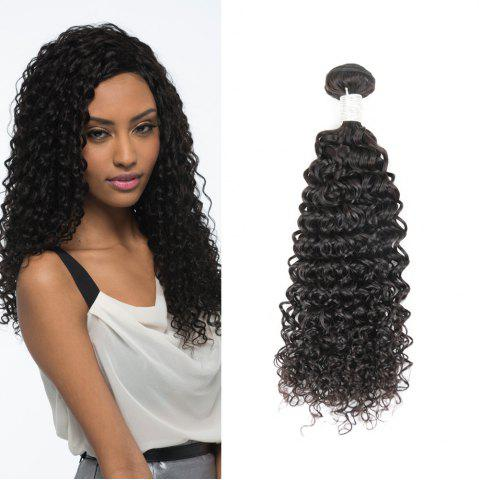 Cheap Brazilian Remy Human Hair Jerry Curl Weft R5 1pc Per Lot 95g RC0920