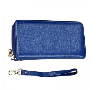 Fashion Women Long Wallets New Style Leather Purses Card Holder Coin Bag Female -