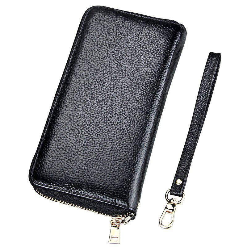 Discount Fashion Women Long Wallets New Style Leather Purses Card Holder Coin Bag Female