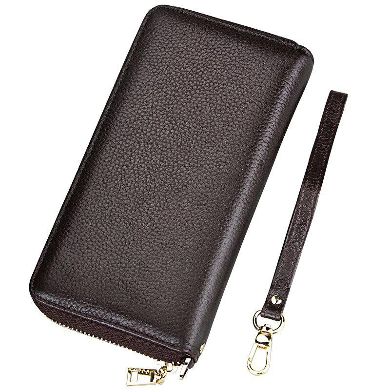 Outfit Fashion Women Long Wallets New Style Leather Purses Card Holder Coin Bag Female