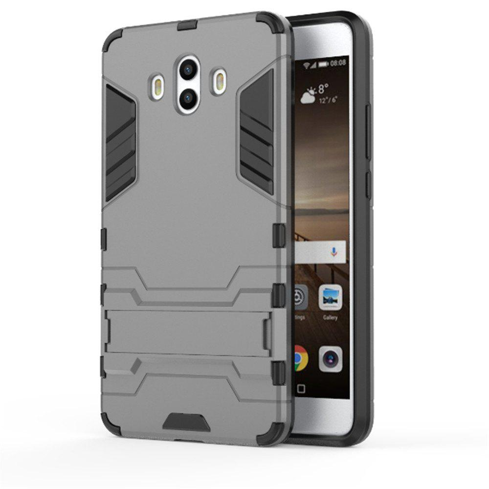 Shop Case For Huawei Mate 10 Shockproof Tank Armour Hybrid Stents Shield