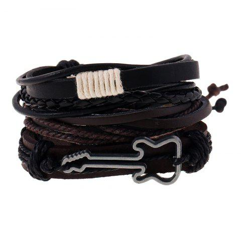 Outfits Men's Bracelet Set All Match Durable Accessory