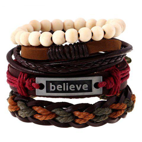 Best Men'S Bracelet Set Beads Accessory