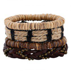 Men's Bracelet Set Casual Accessory -