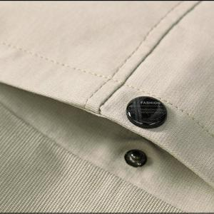 Men's Cotton Washed Jacket -