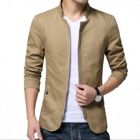 Affordable Men's Cotton Washed Jacket