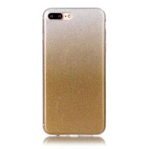 Outfits Fashionable Flash Powder From Mobile Phone Protection Case for iPhone 8 Plus