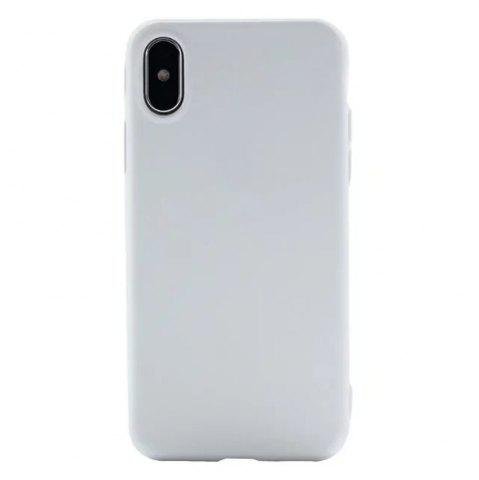 New For iPhone X Mobile Phone Protection Shell Candy Marca Dragon Thin Shell