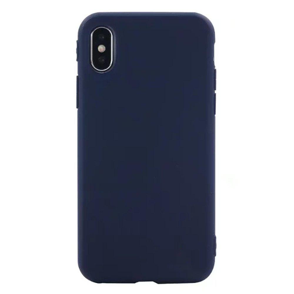 Unique For iPhone X Mobile Phone Protection Shell Candy Marca Dragon Thin Shell