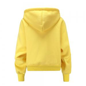 Women's Loose Casual Hooded Velvet Hoodie -