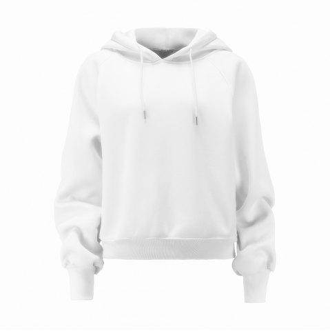 Best Women's Loose Casual Hooded Velvet Hoodie