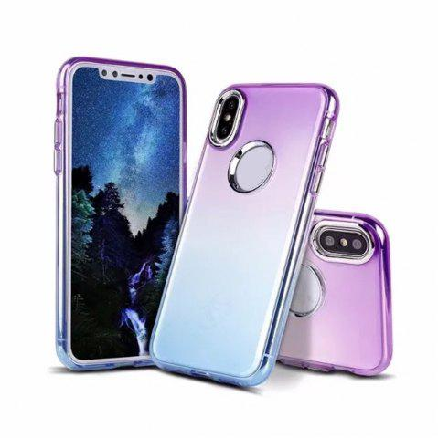 Fashion Ultra Slim Hard Protective Back Cover Phone Accessories  For iPhone X