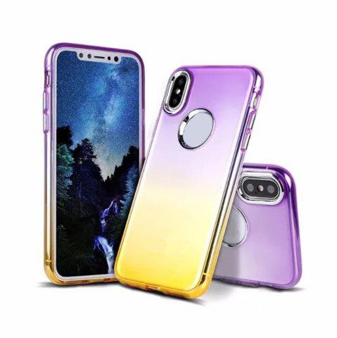 Trendy Ultra Slim Hard Protective Back Cover Phone Accessories  For iPhone X