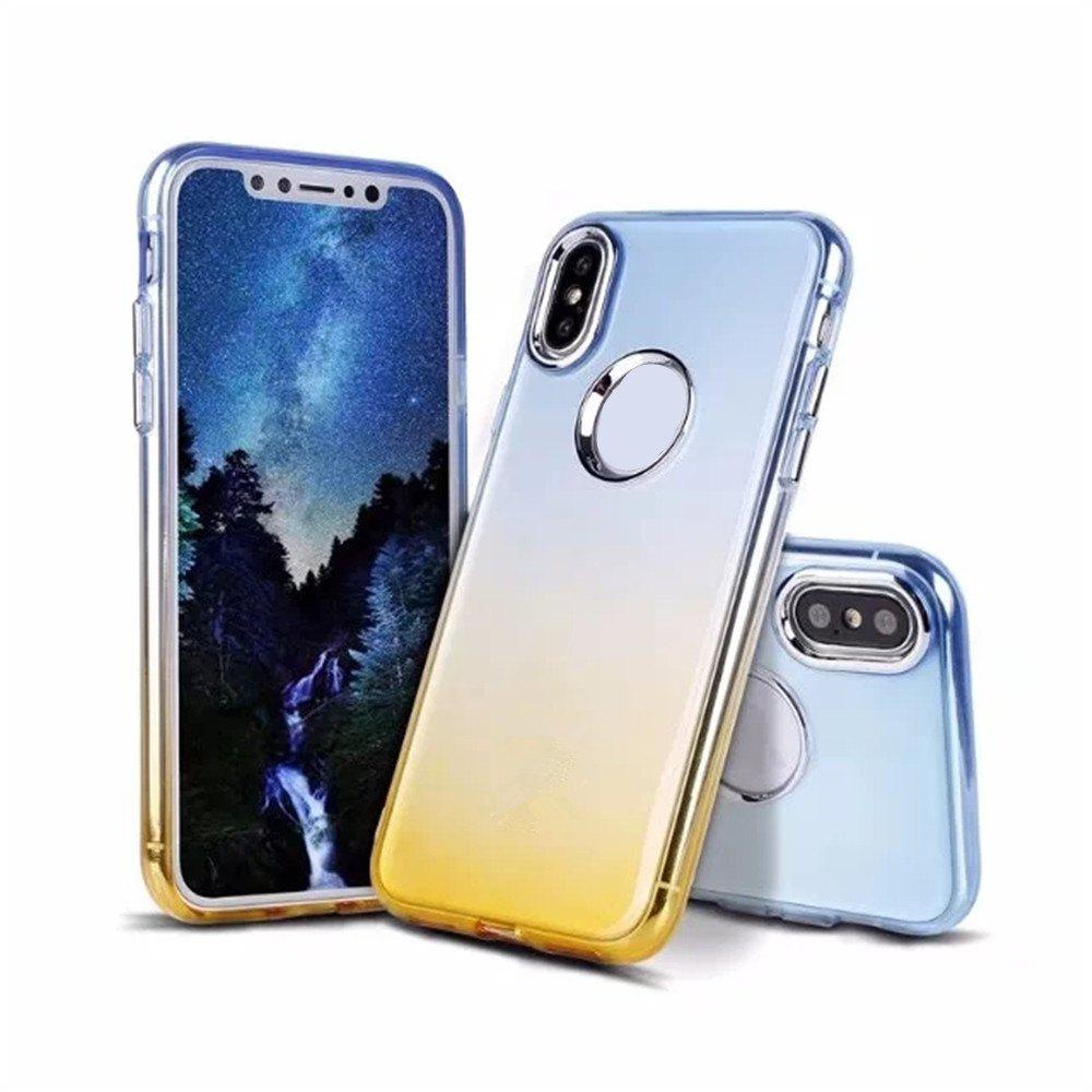 Outfit Ultra Slim Hard Protective Back Cover Phone Accessories  For iPhone X