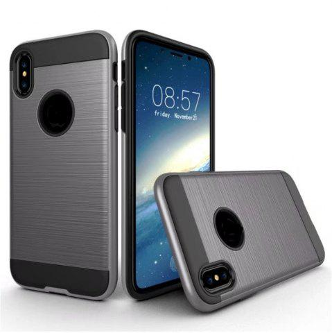 Shops Dual Layer Hybrid Shockproof Cover Slim Armor Provides Complete All-Around Protection for iPhone X Case