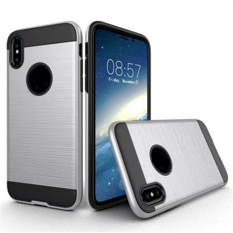 Latest Dual Layer Hybrid Shockproof Cover Slim Armor Provides Complete All-Around Protection for iPhone X Case
