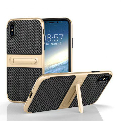 Sale Stents with Full Body Protective and Resilient Shock Absorption Case for iPhone X