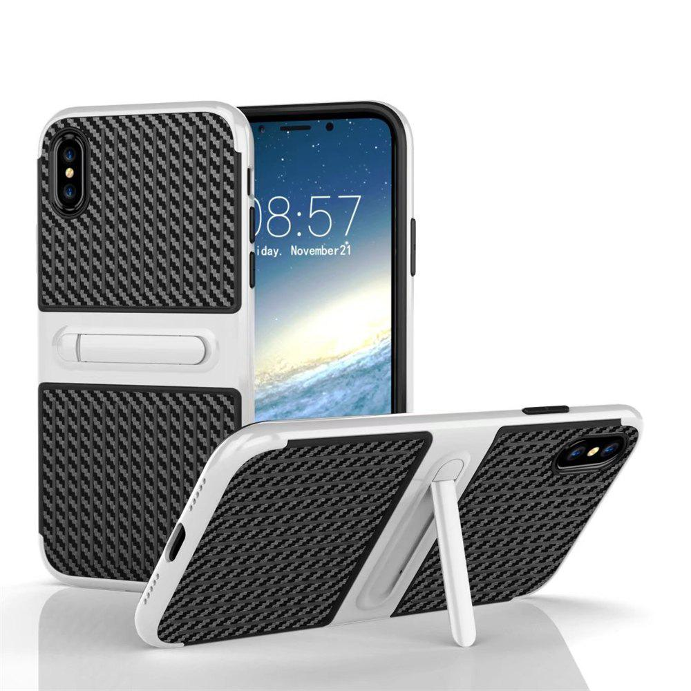 Buy Stents with Full Body Protective and Resilient Shock Absorption Case for iPhone X