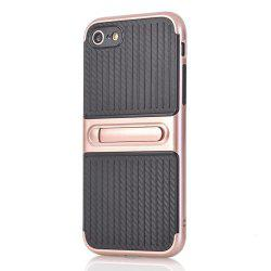 Stents with Full Body Protective and Resilient Shock Absorption Case for iPhone 7 Plus -