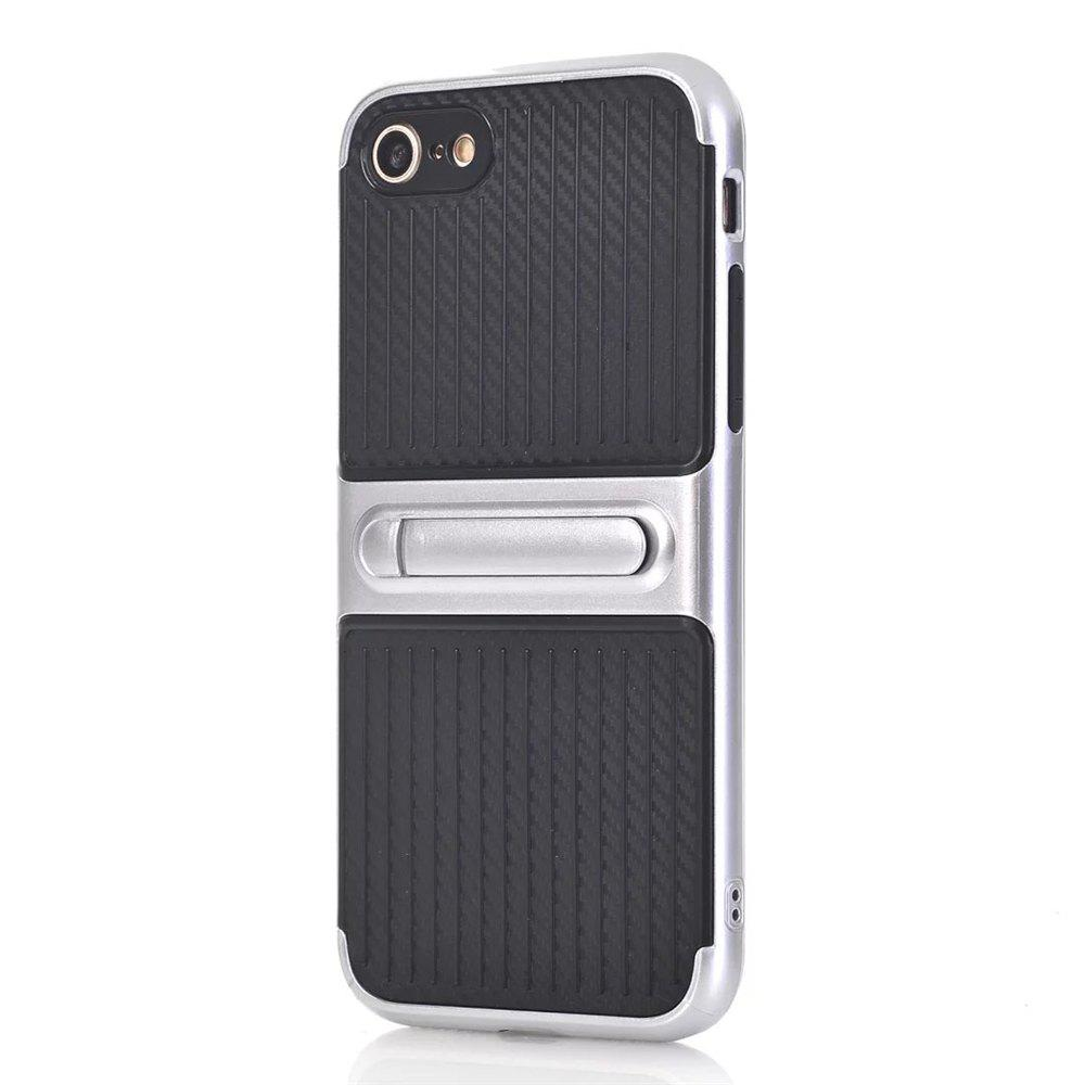 Fancy Stents with Full Body Protective and Resilient Shock Absorption Case for iPhone 7 Plus