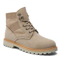New Autumn and Winter To Help Bring Men'S Boots -