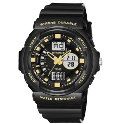 SYNOKE66866Outdoor Climbing Waterproof Electronic Watch Man -