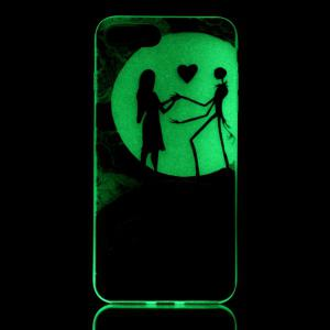Moon Lovers Luminous Ultra Thin Slim Soft TPU Silicone Case for iPhone 7 Plus/8 Plus -
