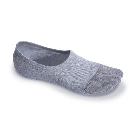 Outfit Antibacteria Antiskid Women's Invisible Socks