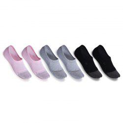 Deodorant Women's Invisible Socks -