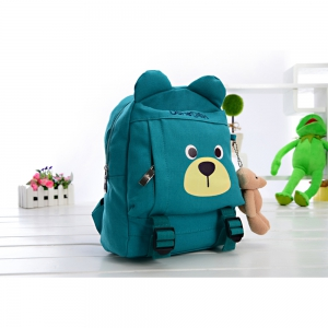 Children Cartoon Bear Backpack -