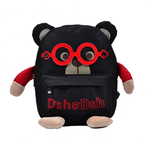 Store Korean Glasses Baby Bear Bag