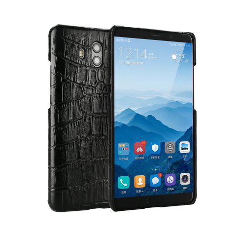 Fancy Wkae 3D Effect Genuine Leather Cover for Huawei Mate 10