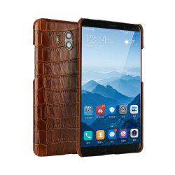 Wkae 3D Effect Genuine Leather Cover for Huawei Mate 10 -