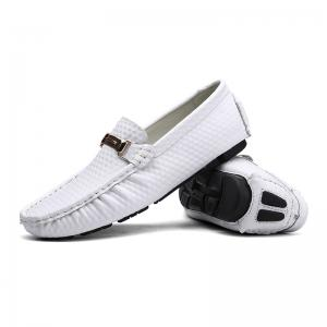 Men'S Classic Fashion Large Size Business Peas Shoes -