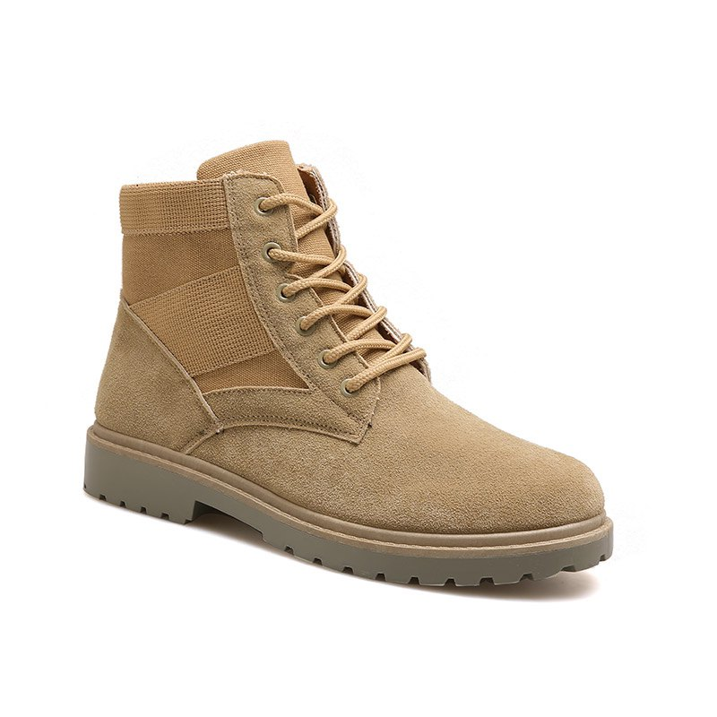 Affordable Fashion and Leisure Sports Trendy High Men's Boots