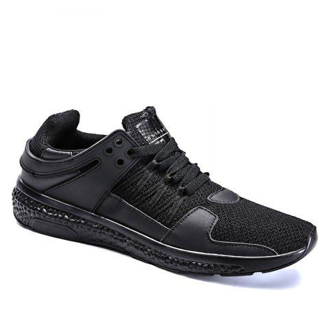Outfits Men Lace Up Brief Fashion Casual Shoes