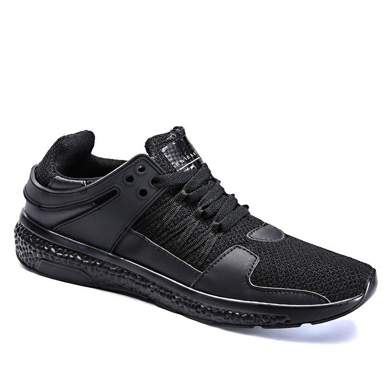 Online Men Lace Up Brief Fashion Casual Shoes