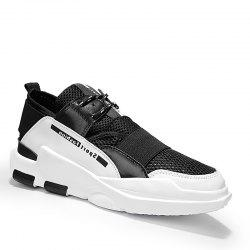 Men Breathable Fashion Light Leisure Shoes -