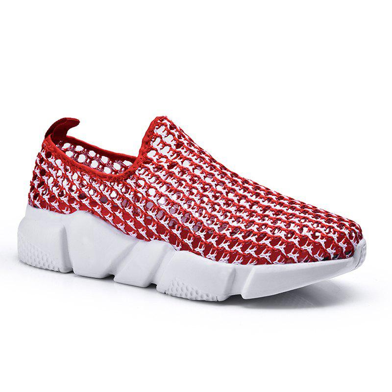 Unique Breathable Air Mesh Shoes