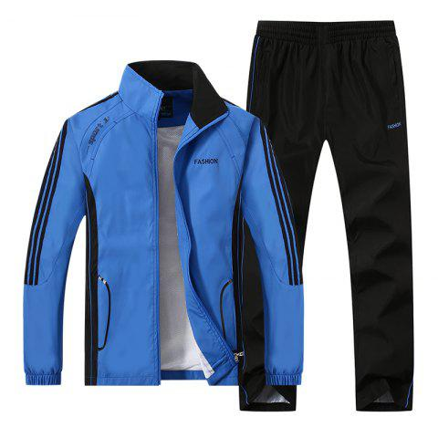 Fashion 2017 New Thin Sports Suit