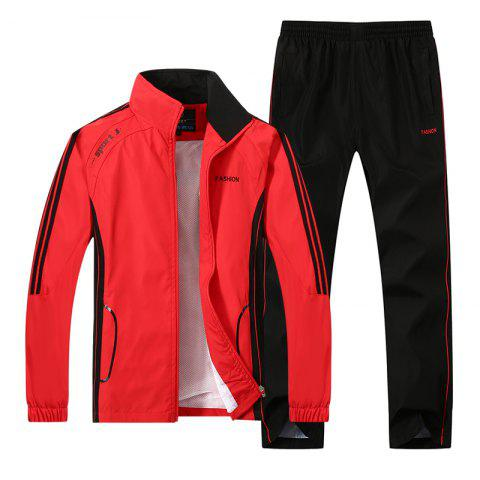 Store 2017 New Thin Sports Suit