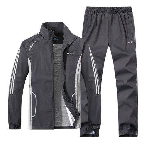 Latest 2017 New Thin Sports Suit